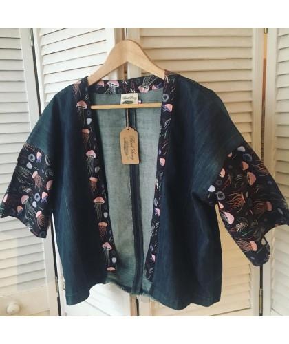 Kimono UMA imprimé...