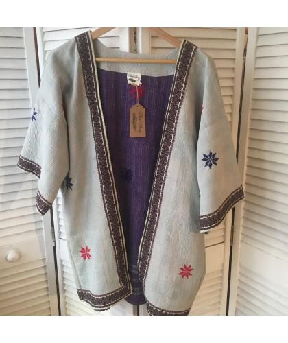 Kimono UMA long étoiles