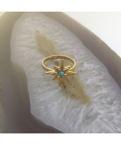 Bague ajustable TERENCE
