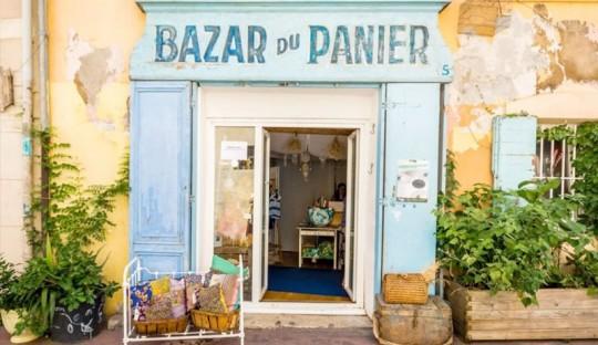 Boutique BAZAR DU PANIER -la sélection